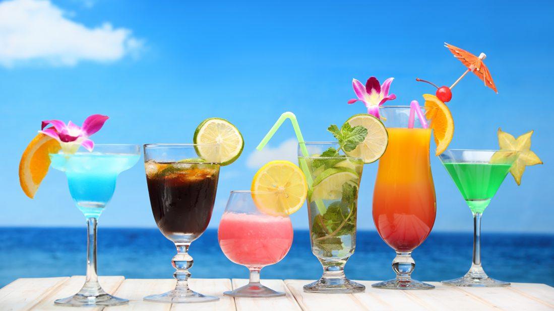 Cocktails classes
